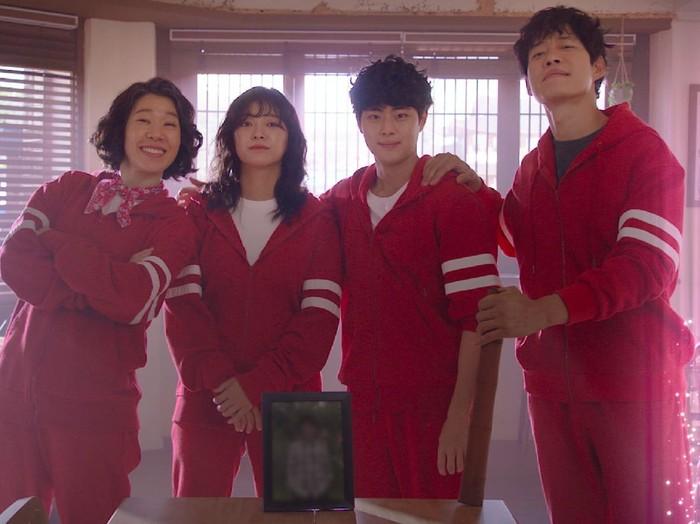 Drama Korea terbaru Desember 2020 dengan rating tinggi. Foto: Dok. OCN