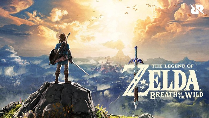Game The Legend of Zelda Breath of The Wild