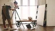 5 Tips Fotografi di Rumah, Tetap Kece dengan Peralatan Seadanya