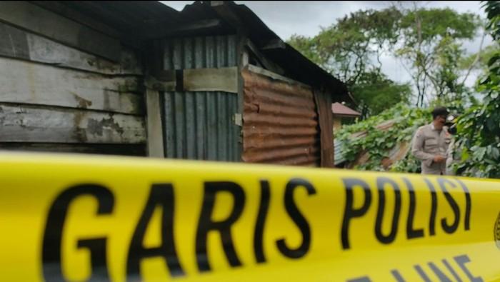 Lokasi pembunuhan di Aceh (dok. Istimewa)