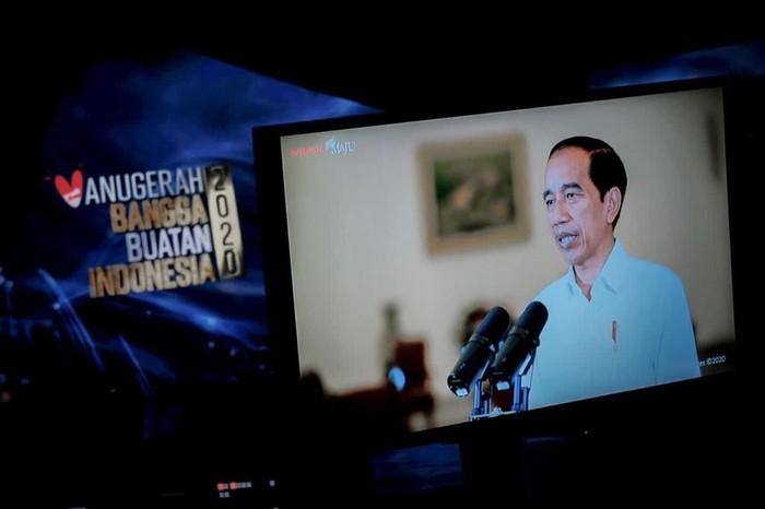 Malam Anugerah Bangga Buatan Indonesia 2020