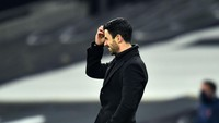 5 Calon Pengganti Mikel Arteta di Arsenal