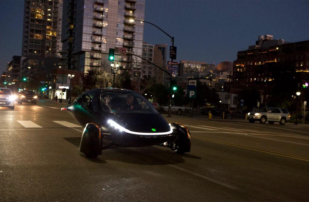 Mobil Listrik 3 Roda Ini Keren Abis Sekali Ngecas Buat 1 600 Km