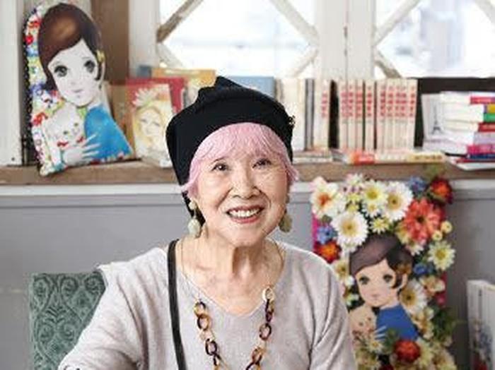 Pelopor manga khusus pembaca perempuan Eiko Hanamura meninggal di usia 91 tahun