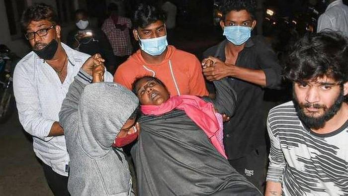 Penyakit misterius di India sebabkan satu orang meninggal dan ratusan orang dirawat