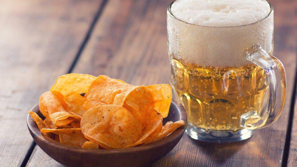 Perusahaan Inggris Coba Lawan Perubahan Iklim dengan Bir dan Keripik