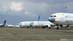 Utangnya Menggunung, Garuda Indonesia Berisiko Bangkrut