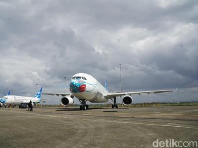 Garuda Gratiskan Rapid Test Antigen buat Penumpang dari Makassar