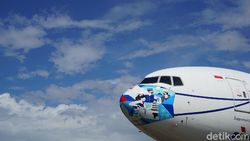 PPKM Darurat, Garuda Indonesia Sesuaikan Layanan Operasional
