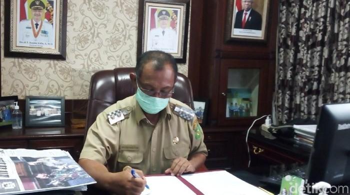 Plt Wali Kota Medan, Akhyar Nasution.