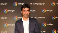 Raul Gonzalez di Antara Madrid dan Frankfurt