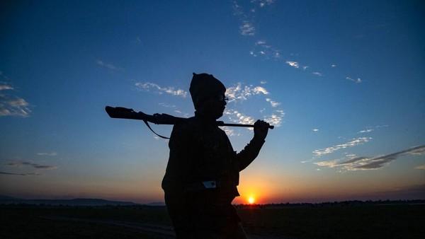Taman Nasional Kaziranga dinyatakan sebagai taman nasional pada tahun 1968 dan Situs Warisan Dunia UNESCO.