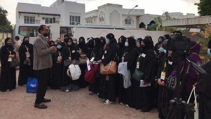 67 PMI di Oman Dilepas Usai Mendapatkan Amnesti dari Kesultanan Oman