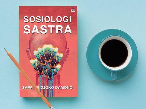 Buku Sosiologi Sastra karya Sapardi Djoko Damono Terbit Lagi