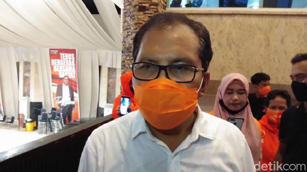 Danny Pomanto Akan Pakai GeNose untuk Deteksi Kasus COVID di Makassar