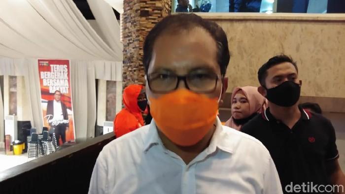 Cawalkot Makassar Danny Pomanto (Hermawan-detikcom)