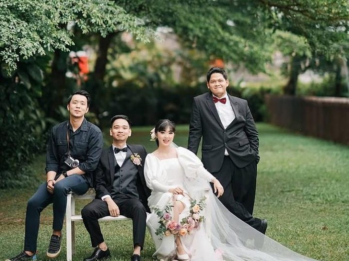 David GadgetIn Menikah, Netizen: Review Bang