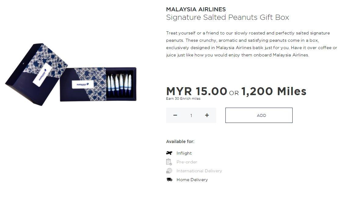 Kangen Naik Pesawat, Orang Malaysia Borong Kacang Asin di Pesawat