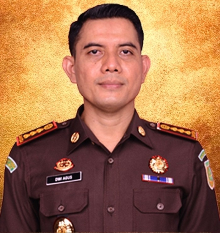 Kepala Kejaksaan Negeri Jakarta Barat (Kajari Jakbar) Dwi Agus Arfianto