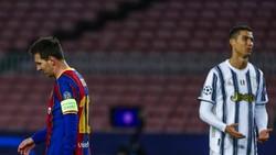 Kontrak Belum Rampung, Messi Batal Hadapi Ronaldo di Camp Nou?