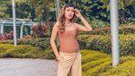 7 Potret Louise Anastasya yang Umumkan Kehamilan Pertama di Usia 38