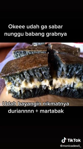 Netizen beli martabak zonk