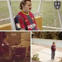 Meme Juventus Menang VS Barcelona