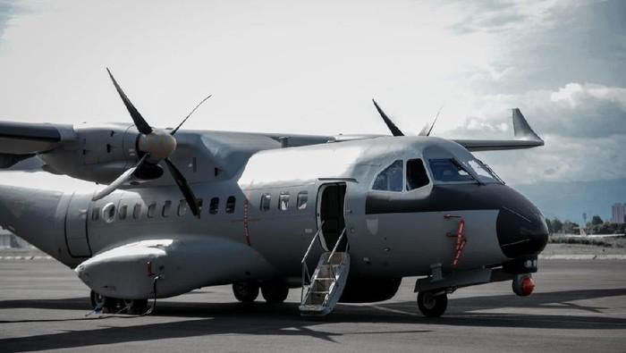 Pesawat CN235 untuk Senegal