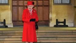 Kondisi Ratu Elizabeth Usai Pangeran Philip Meninggal