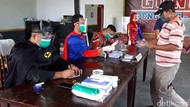 Superman hingga Spiderman Jadi Petugas KPPS di Boyolali