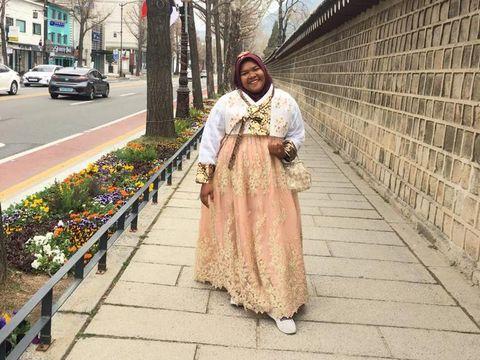 Kisah wanita yang rela menabung demi ke Korea
