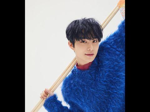 Jungwoo jadi salah satu member NCT yang sedang ramai dibicarakan.