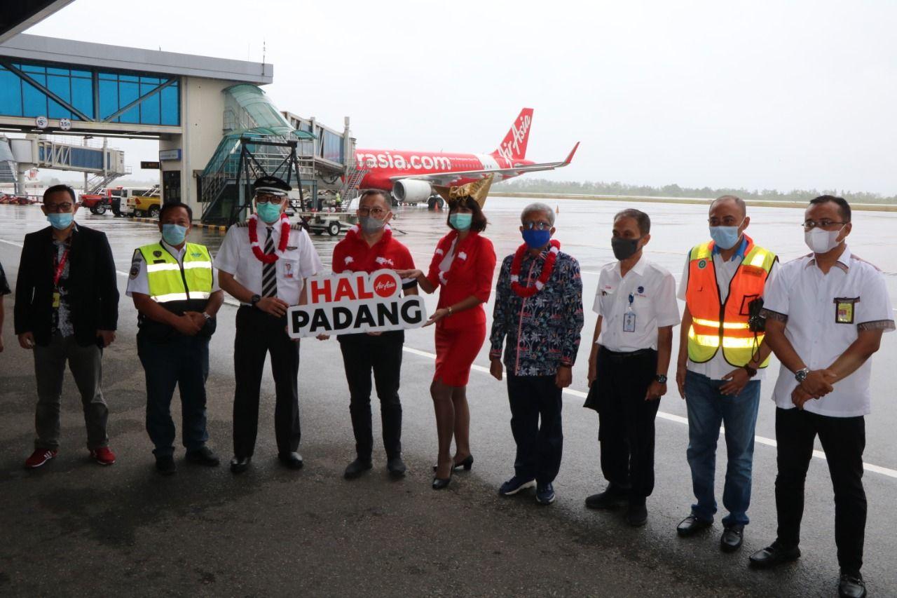 AirAsia Jakarta-Padang