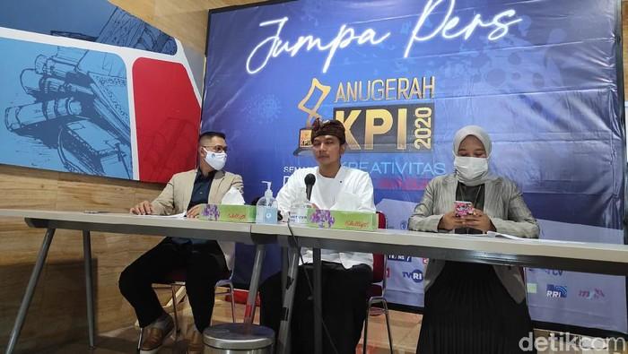 Anugerah KPI (Syahidah Izzata/detikcom).