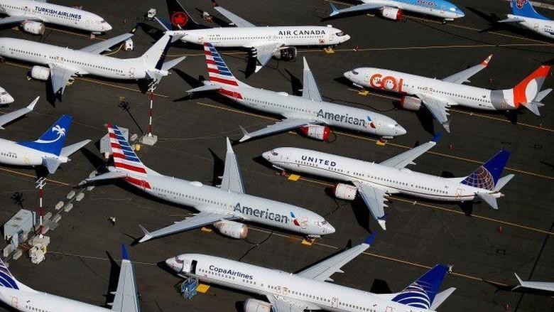 Boeing 737 Max: Maskapai Brasil lakukan penerbangan pertama setelah pesawat 20 bulan dilarang terbang, bagaimana di Indonesia?