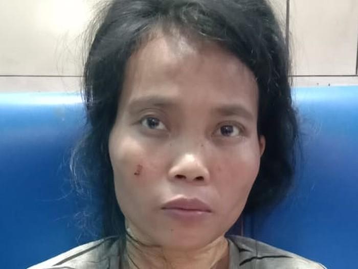 Ibu sadis di Nias Utara pembunuh 3 anak kandung (dok. Istimewa)