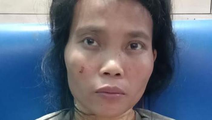 Ibu sadis gorok 3 anak kandung hingga tewas di Nias Utara