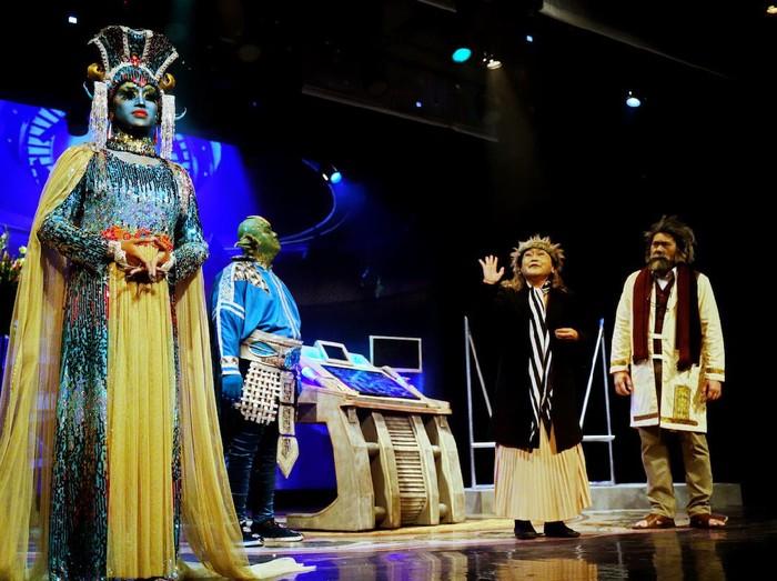 Jumpa Pers Pertunjukan Cinta Semesta Teater Koma