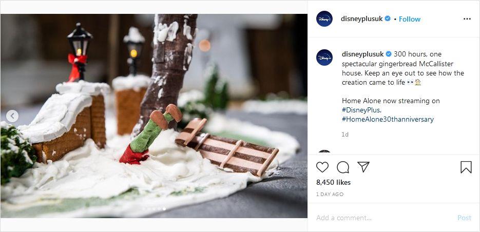 Keren! Gingerbread House Rumah Kevin 'Home Alone' Karya Baker Indonesia
