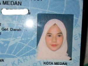 Viral Foto KTP Cantik Selebgram Medan Bikin Salfok, Ini Cerita Lengkapnya