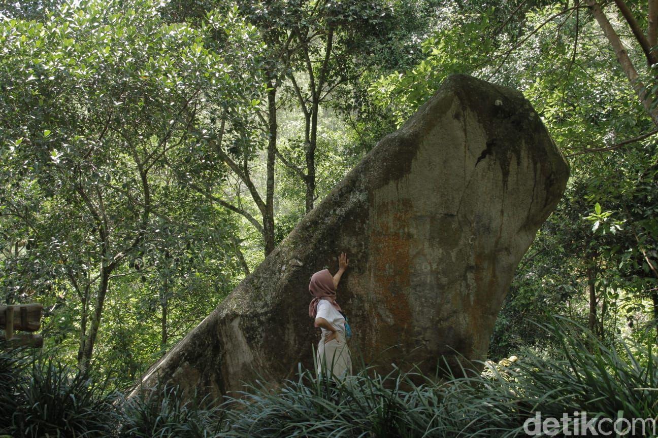 Situs Batu Kuda di Bandung Timur lekat dengan kisah mistis
