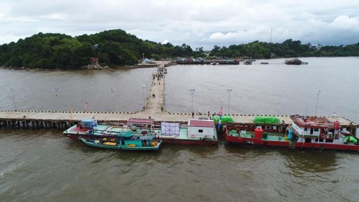 SPBU 3T di Kalimantan