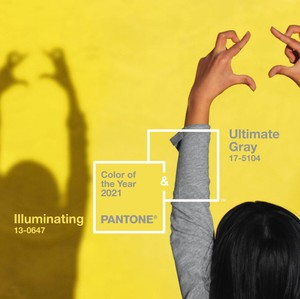 Pantone Umumkan 2 Tren Warna 2021, Ultimate Gray dan Illuminating