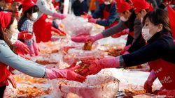 Upaya China Klaim Soal Kimchi Bikin Warga Korea Selatan Murka