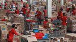 Aksi Kebut-kebutan Para Picker e-Commerce Jelang Harbolnas