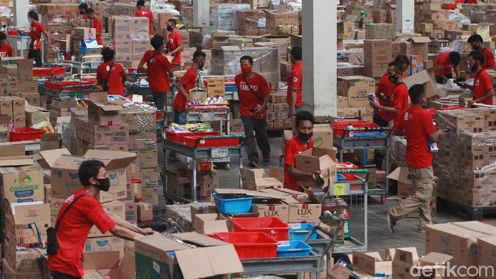 Hore! Pemerintah Guyur Rp 500 M untuk Ongkir Harbolnas Lebaran