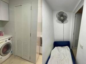 Viral Apartemen Tak Manusiawi, Kasur & Kamar Mandi Cuma Jarak Selangkah