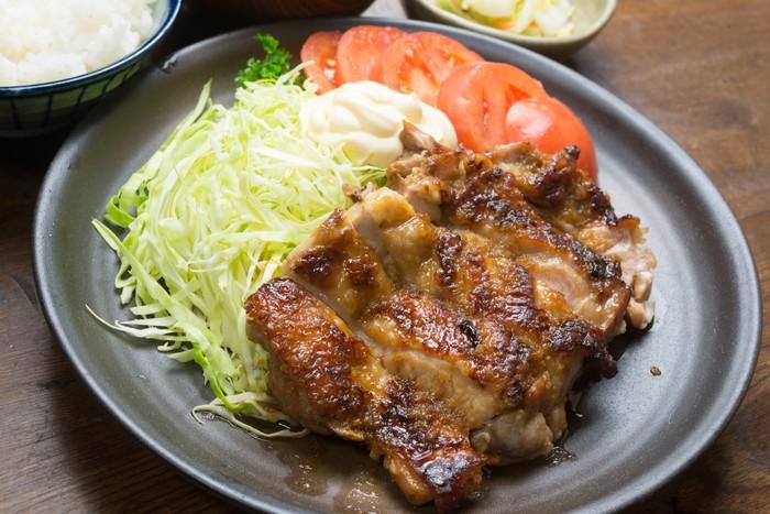 Chicken Teriyaki ala Restoran