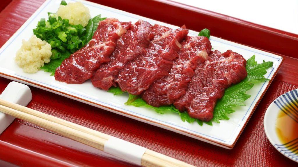 Di 5 Negara Ini Daging Kuda Jadi Makanan yang Populer