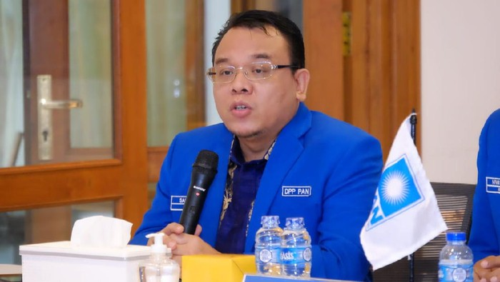 Ketua DPP PAN, Saleh Daulay